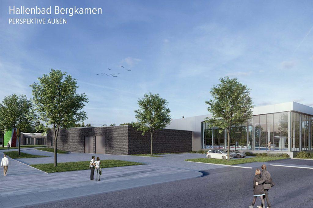 Bauherr und Eigentümerin des neuen Bades sind die GSW. Der Aufsichtsrat der Stadtwerke trifft die Entscheidung über den Bau. Voraussetzung ist, dass die Stadt die Mittel zur Verfügung stellt.