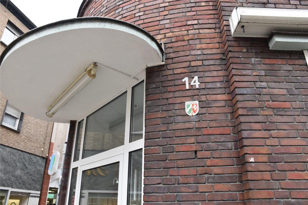 Der Bauhaus-Stil des Gebäudes soll sich nach den Umbauarbeiten auch im Inneren der Bürogemeinschaft widerspiegeln.