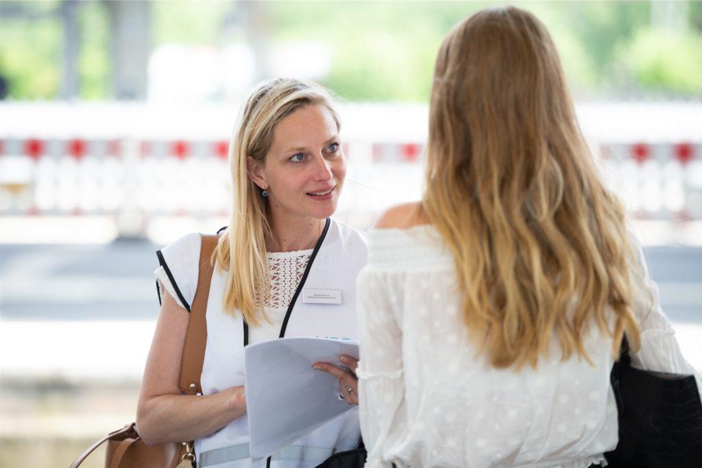 Nicole Pizzuti, Unternehmenssprecherin von Eurobahn-Betreiber Keolis, gibt Einblick in die Ergebnisse der Kundenumfrage während der Corona-Krise.