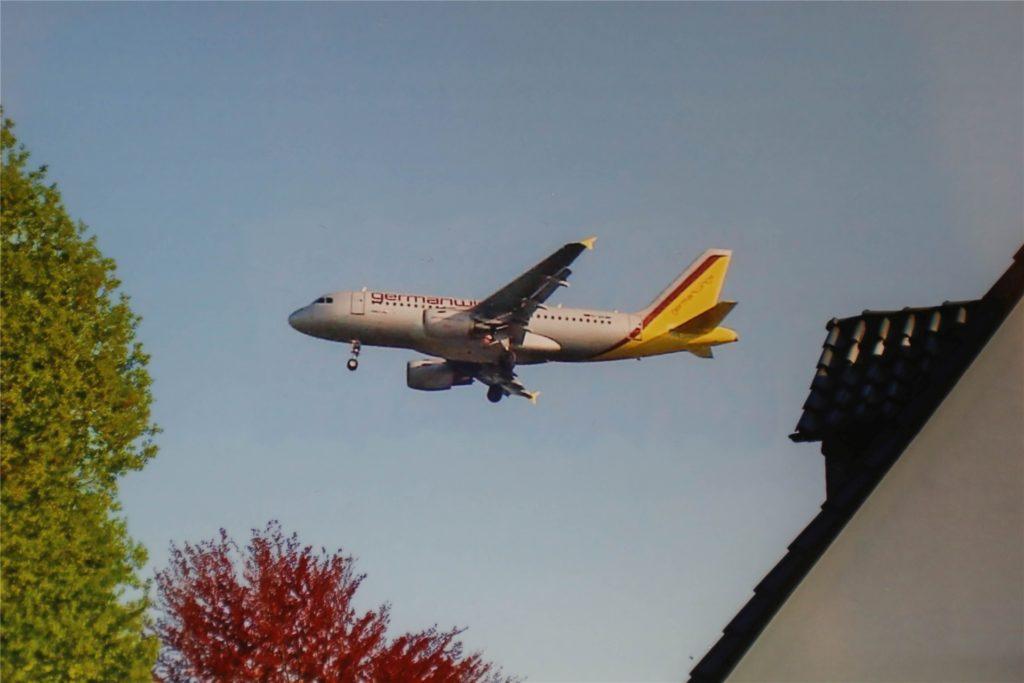 Die Schutzgemeinschaft Fluglärm ist gegen den Flughafen in Dortmund