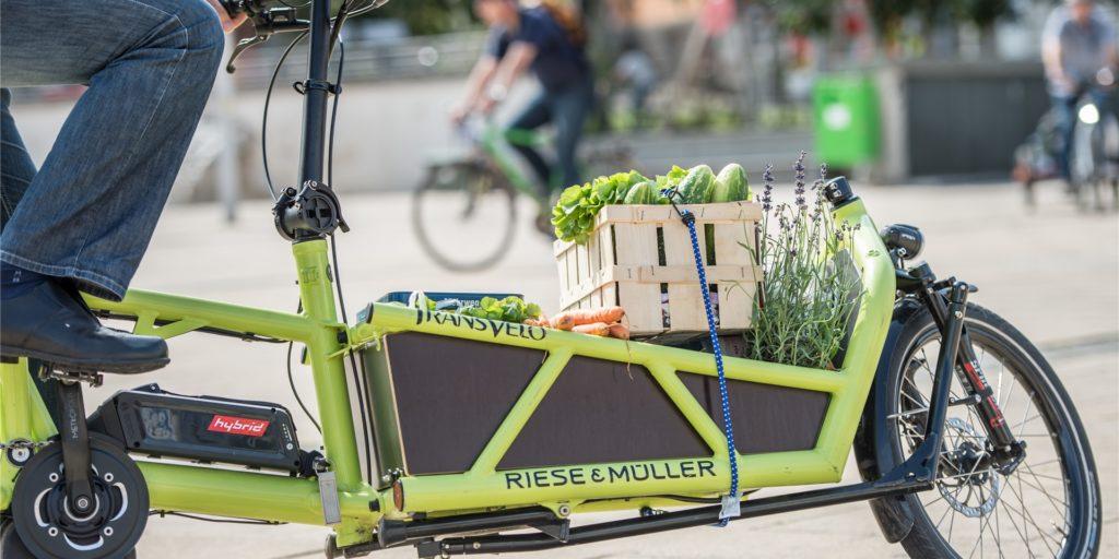 Die Anschaffung eines Lastenfahrrads durch die Stadt Kamen könnte Kamener Einzelhändler ermuntern, ein neues Transportmittel auszuprobieren.