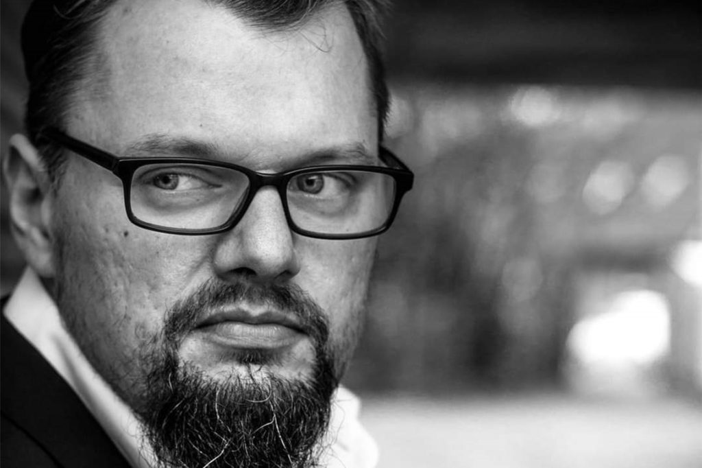 Stefan Hartlein hat das Kinder-Hörspiel erdacht und realisiert.