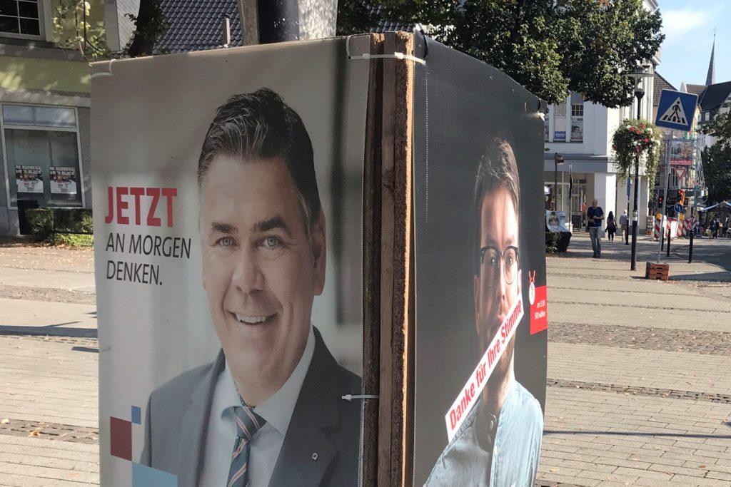 Bei der Kommunalwahl 2020, als Mario Löhr um die Wahl zum Landrat kämpfte, entstand die Männerfreundschaft mit dem Schwerter Sozialdemokraten Martin Fischer.