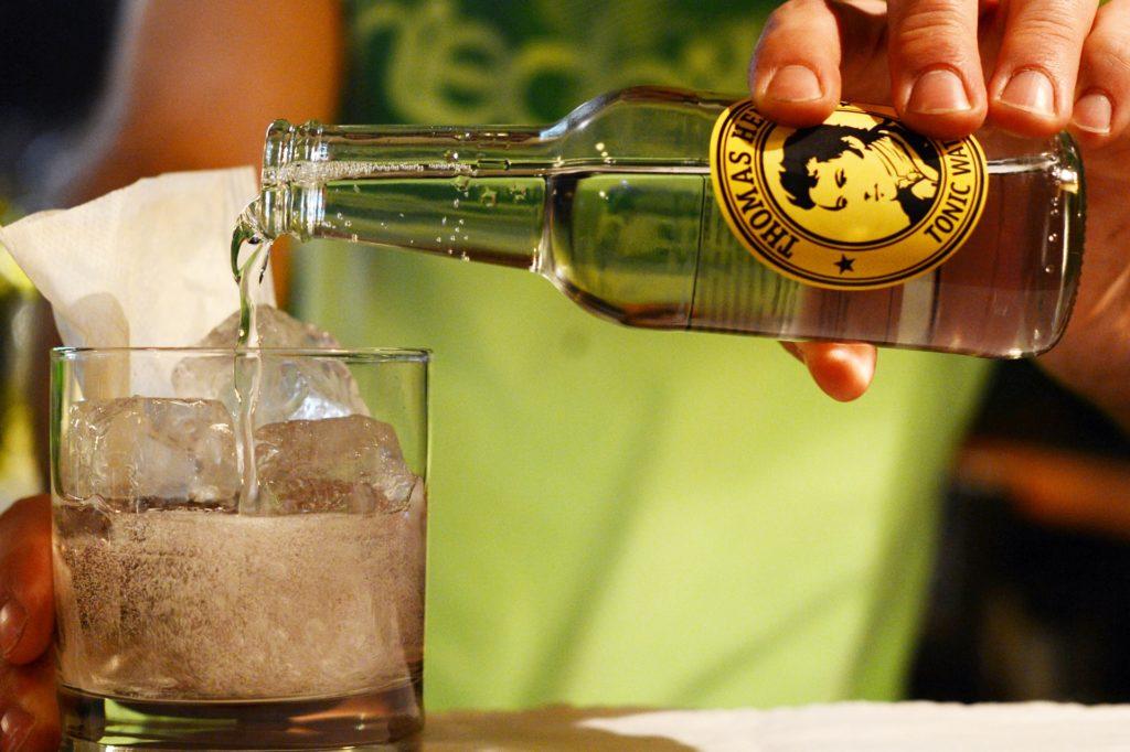 Das Tonic-Water sollte mit Bedacht ausgewählt werden, denn es macht einen großen Unterschied.