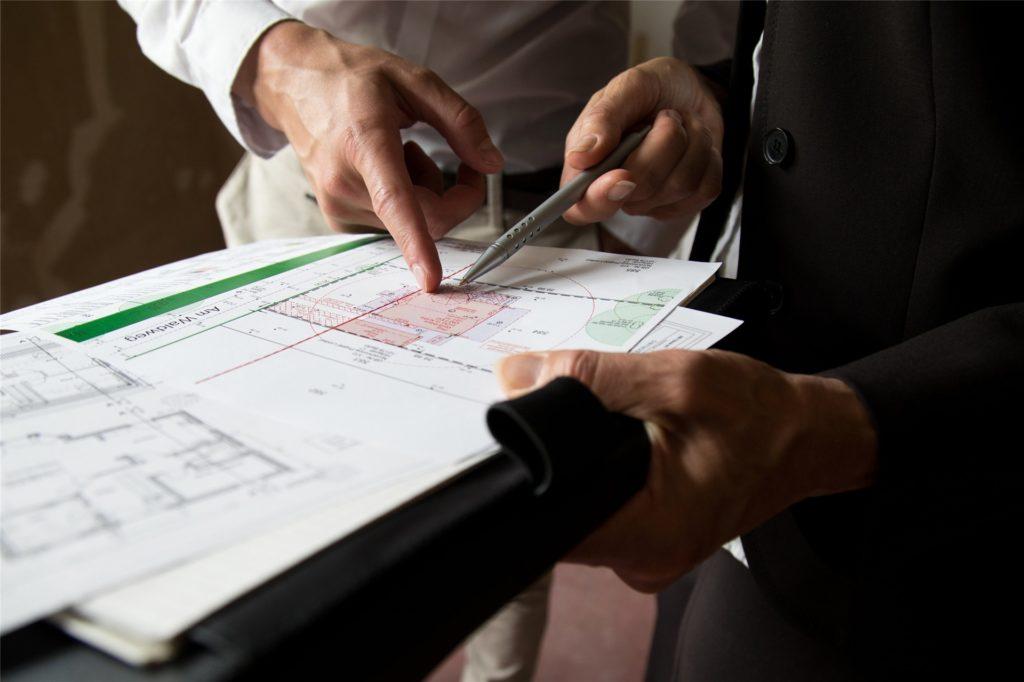 Die Kreditanstalt für Wiederaufbau fördert insbesondere das energieeffiziente Bauen und Sanieren.