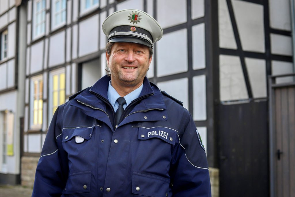 Polizeihauptkommissar Karsten Kullik übernimmt den Bezirk Schwerte-West.