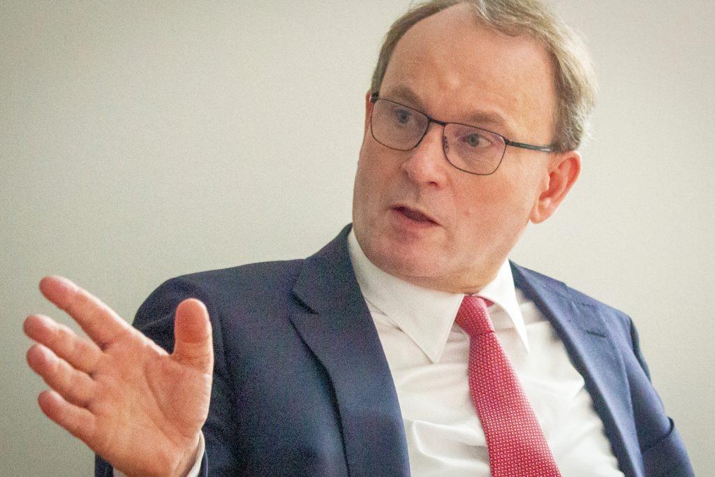 Ludger Rethmann, Vorstandsvorsitzender von Remondis
