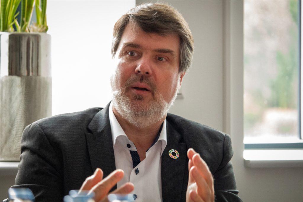 Michael Thews (SPD), Bundestagsabgeordneter aus Lünen