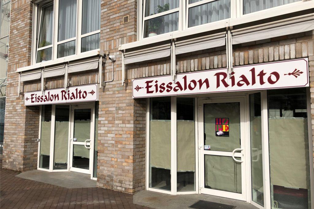 """Das """"Rialto"""" im Rathaus ist bereits seit über einem Jahr geschlossen. Zuletzt war von einem Wasserschaden die Rede."""
