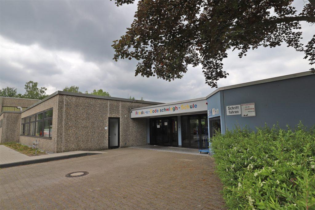 Die Bodelschwinghschule in Heil soll durch den neuen Förderschul-Standort in Lünen entlastet werden.