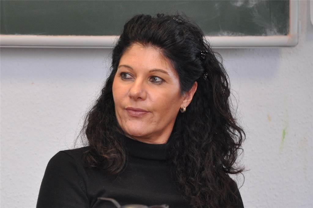 Sandra Dee-Schülken (Die Linke, seit 2014)