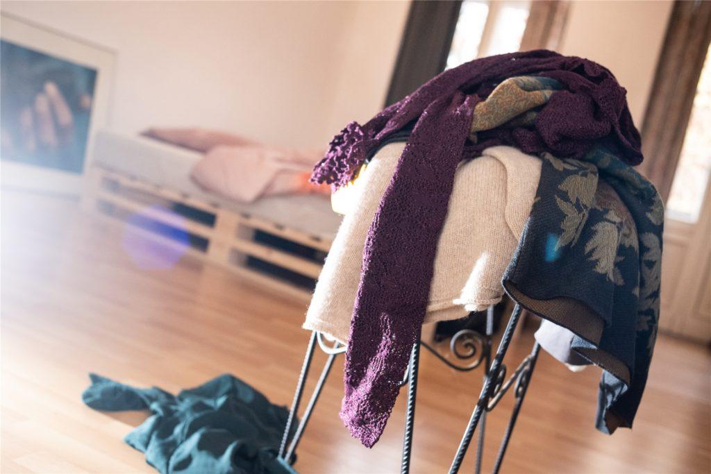 Tipp: Jeder sollte das Chaos auf sein eigenes Zimmer beschränken.