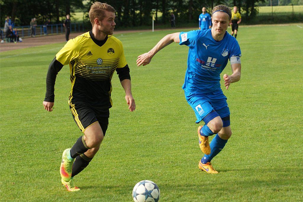 Henri Böcker verlässt im Sommer den SuS Kaiserau und sucht beim HSC eine neue Herausforderung.