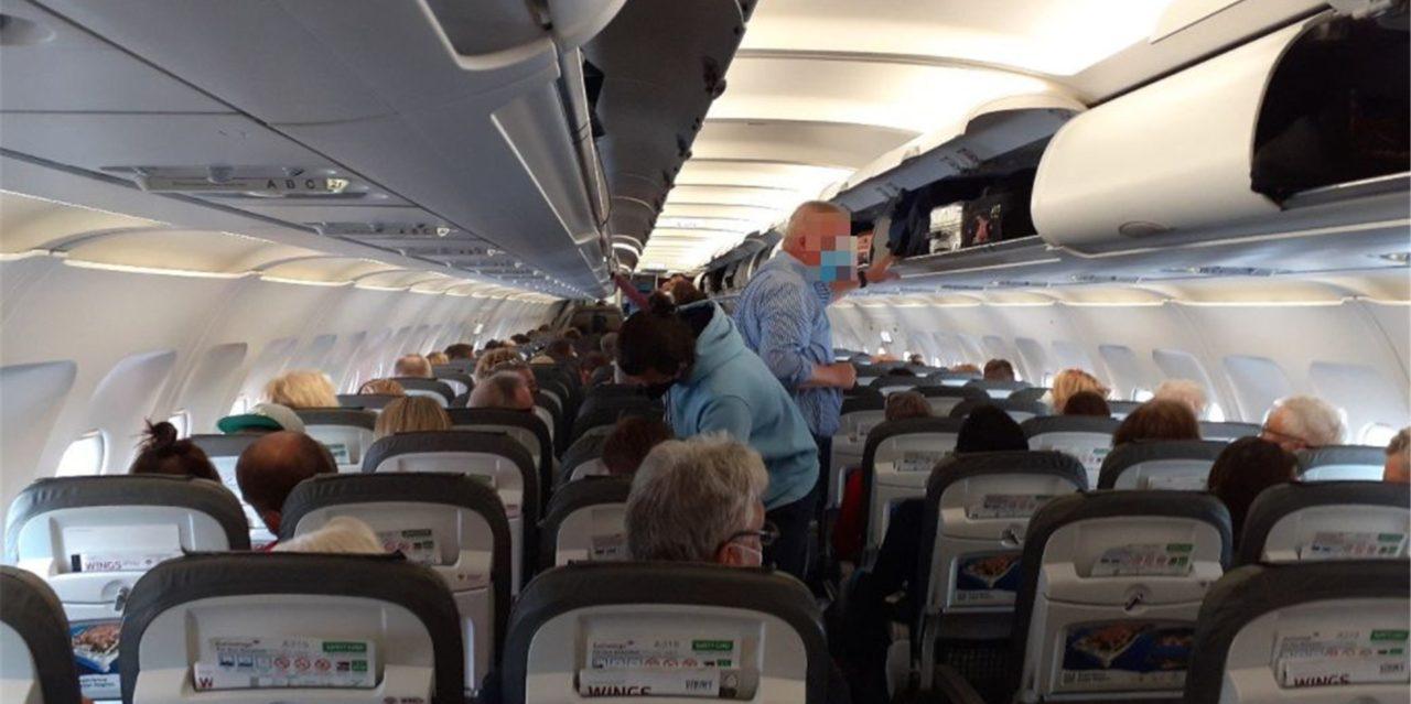 Urlaub in der Pandemie: Im vollen Flieger zurück von ...