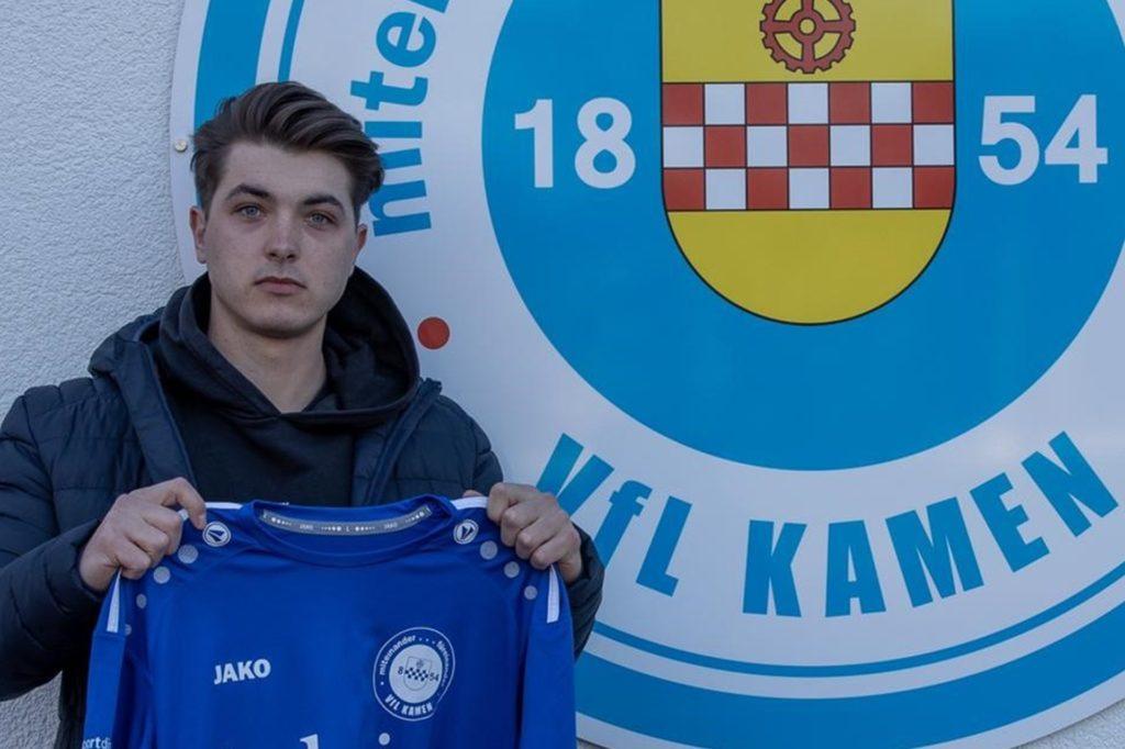 Felix Rudolf kommt im Sommer vom Westfalenligisten Lüner SV zum VfL Kamen.