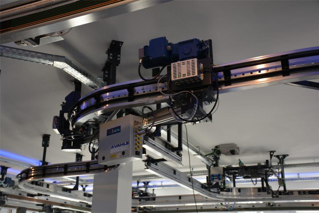 Am Standort in Tirol wird die neue Vahle-Technik entwickelt und ausprobiert: Das Unternehmen setzt auf die Innovationskraft des Standorts in Österreich.