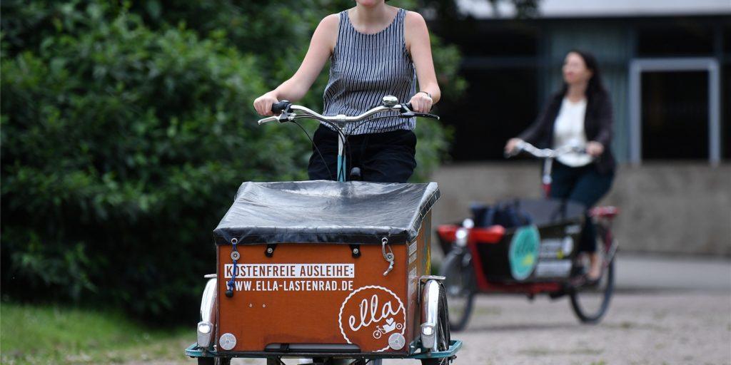 Cargobikes sind vielseitig einsetzbar – im Verkehr tun sich allerdings einige Hürden auf.
