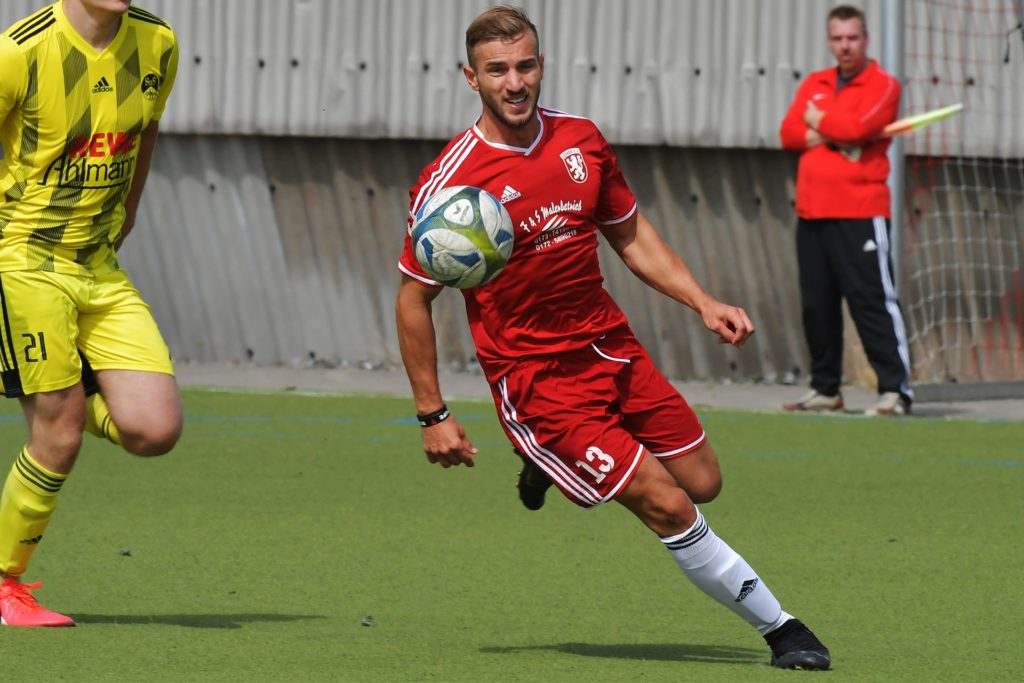 Albonit Kokollari ist eine der Verstärkungen des SV Stockum in der neuen Saison.