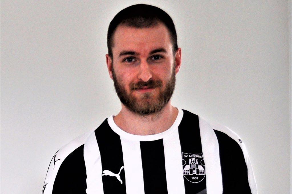 Marvin Bremkes läuft in der neuen Spielzeit in Unna für den C-Kreisligisten SV Afferde auf.