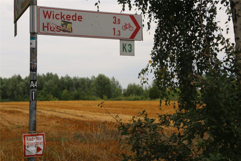 Alle Wege führen zum K3 - er ist nicht nur aus Kamen, sondern auch aus Dortmund und Unna gut zu erreichen. Die abwechslungsreiche Strecke führt über nicht ganz zehn Kilometer und eignet sich als Feierabend-Tour.