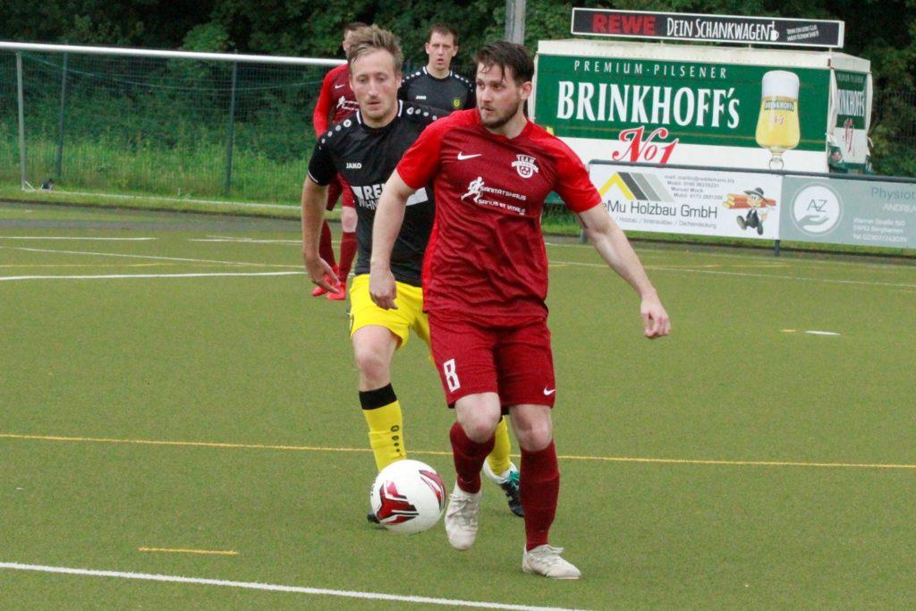 Marc Schwerbrock ist Spielertrainer des Werner SC II.